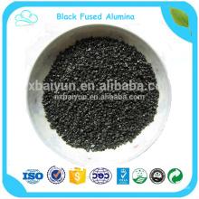 Alumine fondue noire abrasive pour l'outil abrasif de polissage Alumine fondue noire abrasive pour l'outil abrasif de polissage