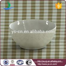 Tazón de fuente de la sopa del tazón de fuente de la ensalada del tazón de fuente barato de la venta al por mayor