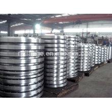 Class150 # A105N ASTM B 16,47 tipo B 44'' tamaño forjada carbono acero brida de