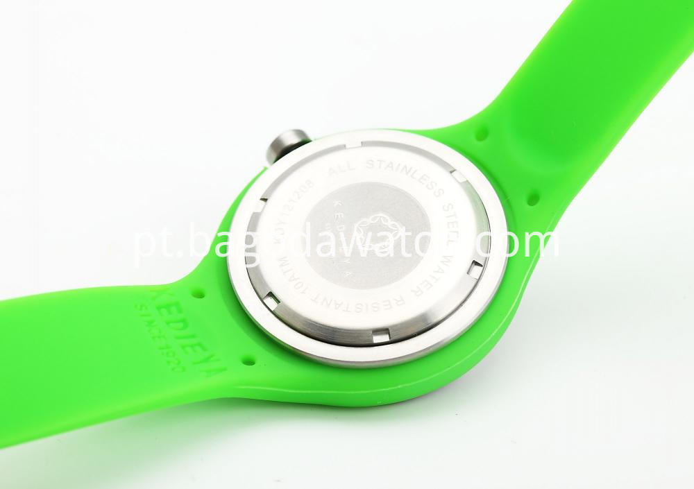 Silicone Watch Case Back