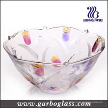 Tazón de cristal del tulipán (GB1612YJX / PDS)