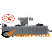 Dlz-460 Full Automatic Continuous Stretch Precision Instrument Vacuum Packing Machine