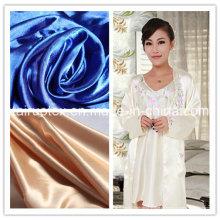 Der populäre Microfiber Polyester-Satin mit gedruckt für Kleid