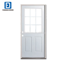 Fangda high quality white primed office door design