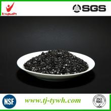 Carbón activado granular