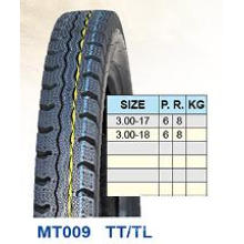 Motorcycle Tires 3.00-17 3.00-18