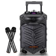 12''Karaoke Bluetooth Speaker With Trolley