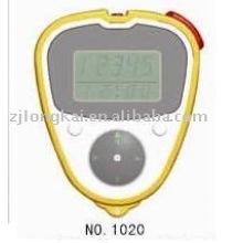 Heißer Verkauf 1020 gelber weißer ABS-Musselingebet-Hand-Tally-Zähler