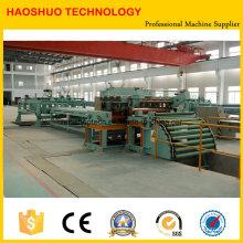 0,3-3mm High Speed Steel Coil Schnitt zur Länge Linie