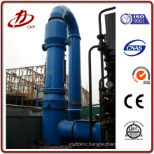 Pulse bag type sandblasting dust collector cyclone shaker