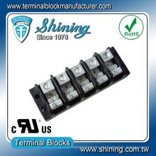 TGP-050-05JSC Distribution de puissance 50A Connecteur de borne à 3 fils 5P