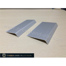 Dois tamanhos Alumínio Profile Tile Edging