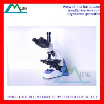 new types compensation free trinocular tube multi-purpose biological lab microscope