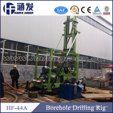 Hf-44A Vertical Spindle Type Practical Core Drilling Rig