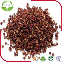 Pimenta Seca Sichuan com Cor Vermelha