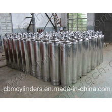 Medical Stainless Steel Ethylene Oxide Gas Cylinders 79L