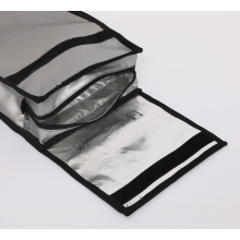 bolsa de tela de fibra de vidrio resistente al calor