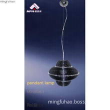 New modern black Aluminium pendant light