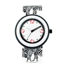 Colorful  watch unisex wristwatch plastic  watch for promotion