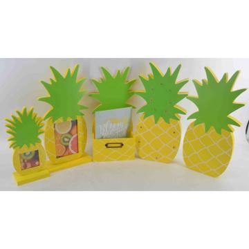 Ananas şekli ev dekorasyonu