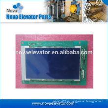 Elevador peças, Display Board, LCD Display para LOP / COP, Elevador Peças