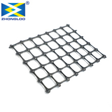 High Quality  PP Biaxial Stretch Plastic Geogrid  Price