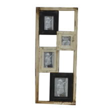 Wooden Collage Photo Frame for Home Decor