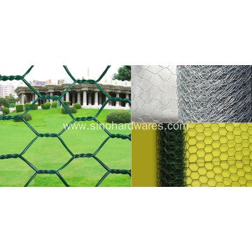 PVC Coated Poultry Netting