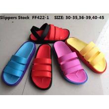 Günstige hochwertige EVA Hausschuhe Schuhe Sandalen Stock (FF422-1)