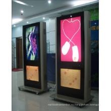 Рекламируя 55inch LCD дисплей