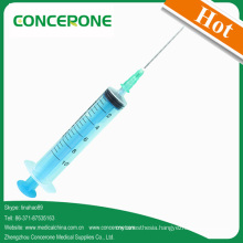 Auto Disable 10cc Syringes with Plastic Needle