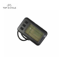 Hot sale electric bicycle parts LCD display made in China