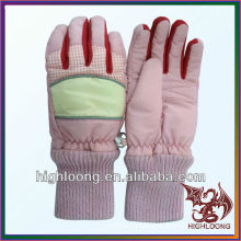 best selling and popular pink ski gloves