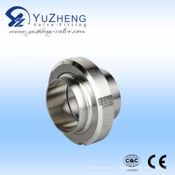 Соединение из нержавеющей стали (круглая гайка)