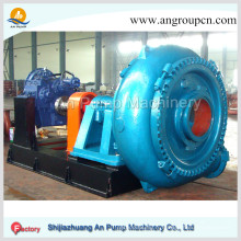 Pompes centrifuges horizontales de boue d'extraction centrifuges