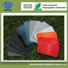 Glatte Oberflächenpulverbeschichtung Hochglanz-Halbglanz-Flachglanz erhältlich