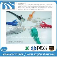 A ESTRENAR Cable de alta velocidad CAT6 de la buena calidad / CABLE del LAN