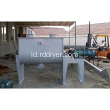 Double Spiral High Homogeneity Ribbon Mixer
