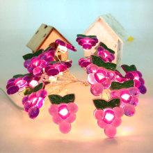 LED Fairy Light mit Trauben