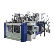 Machine de moulage par soufflage de seau chimique