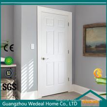 Fabricante de madeira composto interior da porta para a porta bi-Folding do painel