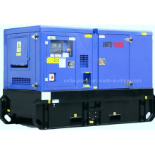 400kVA 320kw Yuchai Engine Soundproof Diesel Generator Set
