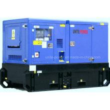 Groupe électrogène diesel de secours Nite Power 275kVA avec moteur Deutz