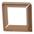 Factory direct L-shaped protective corner custom paper protector