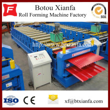 Corrugated Sheet Metal Roof Forming Machine
