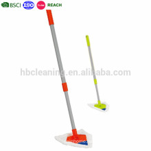 extendable microfiber bathtub cleaner, new design microfiber duster mop