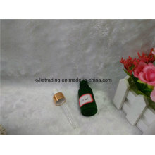 20ml Frosted Green Essential Oil Bottle for Cosmetic (EOB-14)