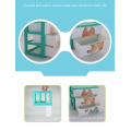 Desk storage plastic drawer table office organizer with good quality