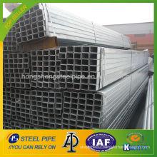 ASTM Pre Galvanized Square Pipe