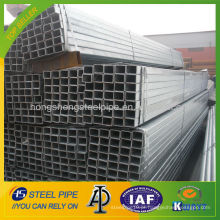Tubulação pré-galvanizada ASTM